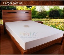 Stock Brazil Size  Single 100*191+30cm  Waterproof Mattress Protector/Cover For Baby Mattress
