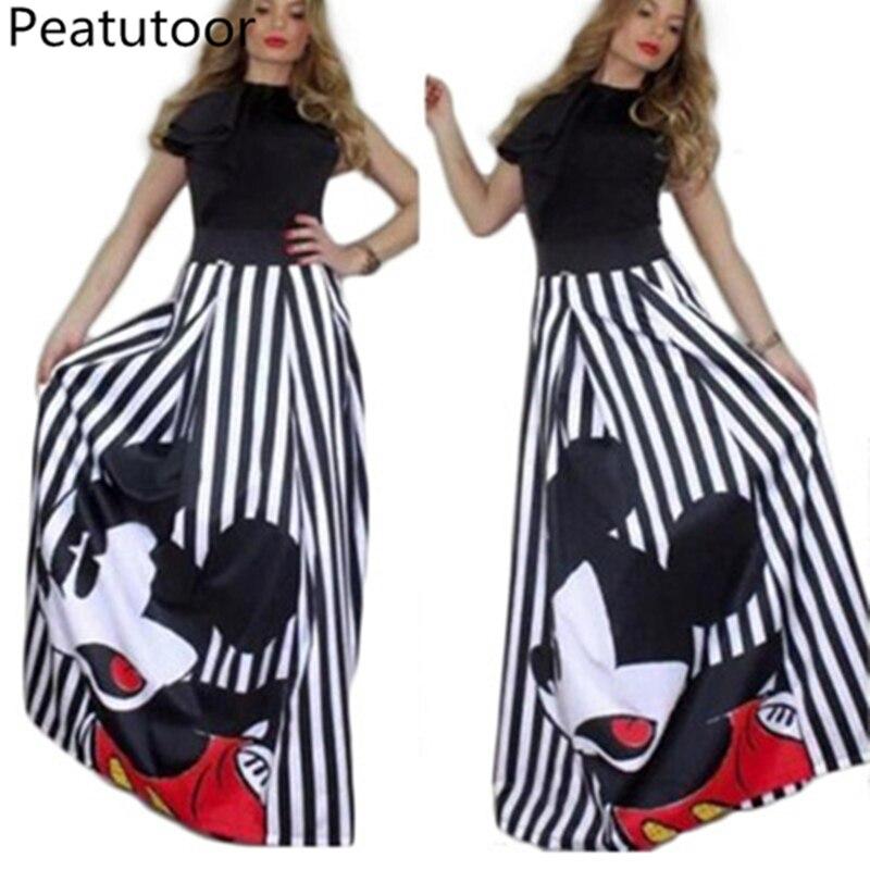 2018-Summer-Skirt-Women-Long-Skirts-Elastic-High-Waist-Pleated-Maxi-Skirts-Beach-Boho-Sexy-Vintage (4)