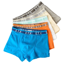 Buy 5 Piece/lot Kids Boys Underwear 2-16Y Soft Cotton Comfortable Pure Color Children's Boy Boxer Shorts Panties Teenage Underwear for $11.73 in AliExpress store