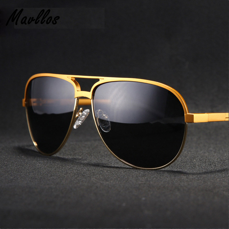 Mavllos Aluminum Square Mens Polarized Mirror Sun Glasses male Eyewears Accessories Sunglasses For Men<br><br>Aliexpress