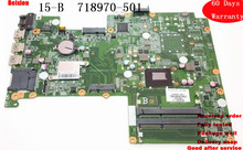 DA0U36MB6D0 Mother board For HP 15-B Series Laptop Motherboard 718970-001 718970-501 100% Work Perfect(China)