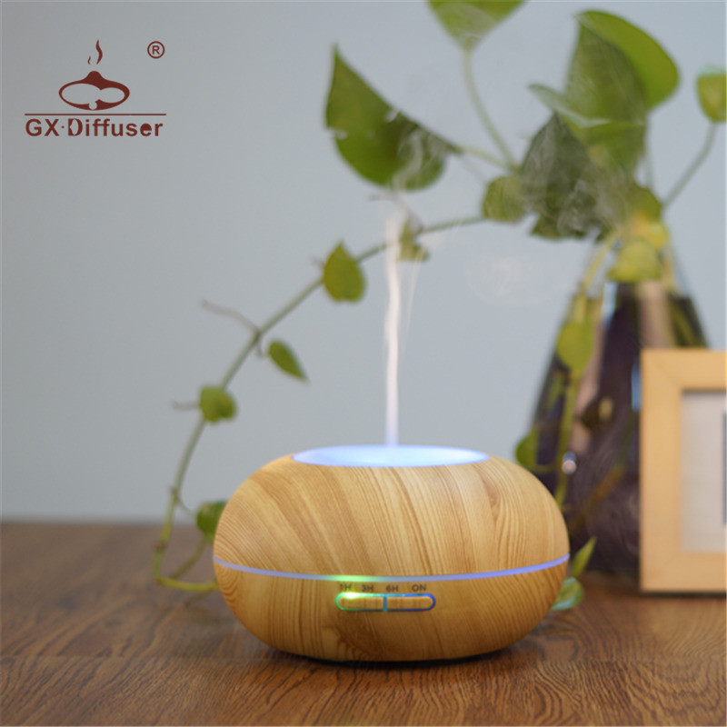 GX.Diffuser Aroma Diffuser Home Use Changeable Ultrasonic Aromatherapy Essential Oil Humidifier Aroma Diffuser Livingroom<br>