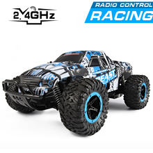 High Speed SUV CAR RC Car 4WD Rock Crawlers Driving Car Hummer Toy Car Model Off-Road Vehicle Toy For Children Gift(China)