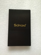 Scircoo Brand 750GB USB 3.0 Portable Hard Disk Drive Promotion FREE SHIPPING(China)