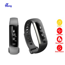 M2 Pro Smart Fitness Bracelet Watch Intelligent 50 Word Information Display Blood Pressure Blood Oxygen Heart Rate Monitor #b0(China)
