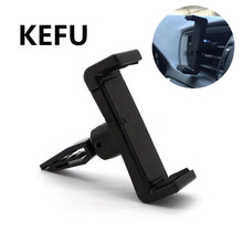 KEFU adjus table air vent mobile phone mount holder For apple samsung huawei htc xiaomi LG lenovo Universal car phone holde 360