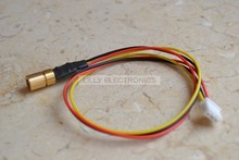 980nm 30mw Infrared IR Laser Dot Module w/TTL 0-15KHz 8x13mm 5V DC