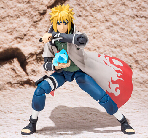 NEW hot 14cm naruto Namikaze Minato movable action figure toys collection Christmas gift<br><br>Aliexpress