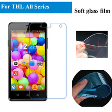 For THL 4000 5000 T100 T200 T300 T6S T7 W3 W200 W100 W11 W8 Screen Protector Soft Glass Nano Explosion proof  Protective Film
