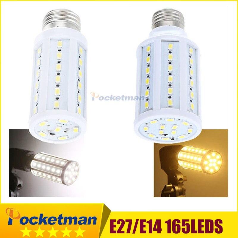 SUPER POWER 50W LED lamps E27 5730 5630 SMD 165 LEDs Corn LED Bulb Chandelier Ceiling light AC 220V 240V Pendant lights 1pcs/lot<br><br>Aliexpress