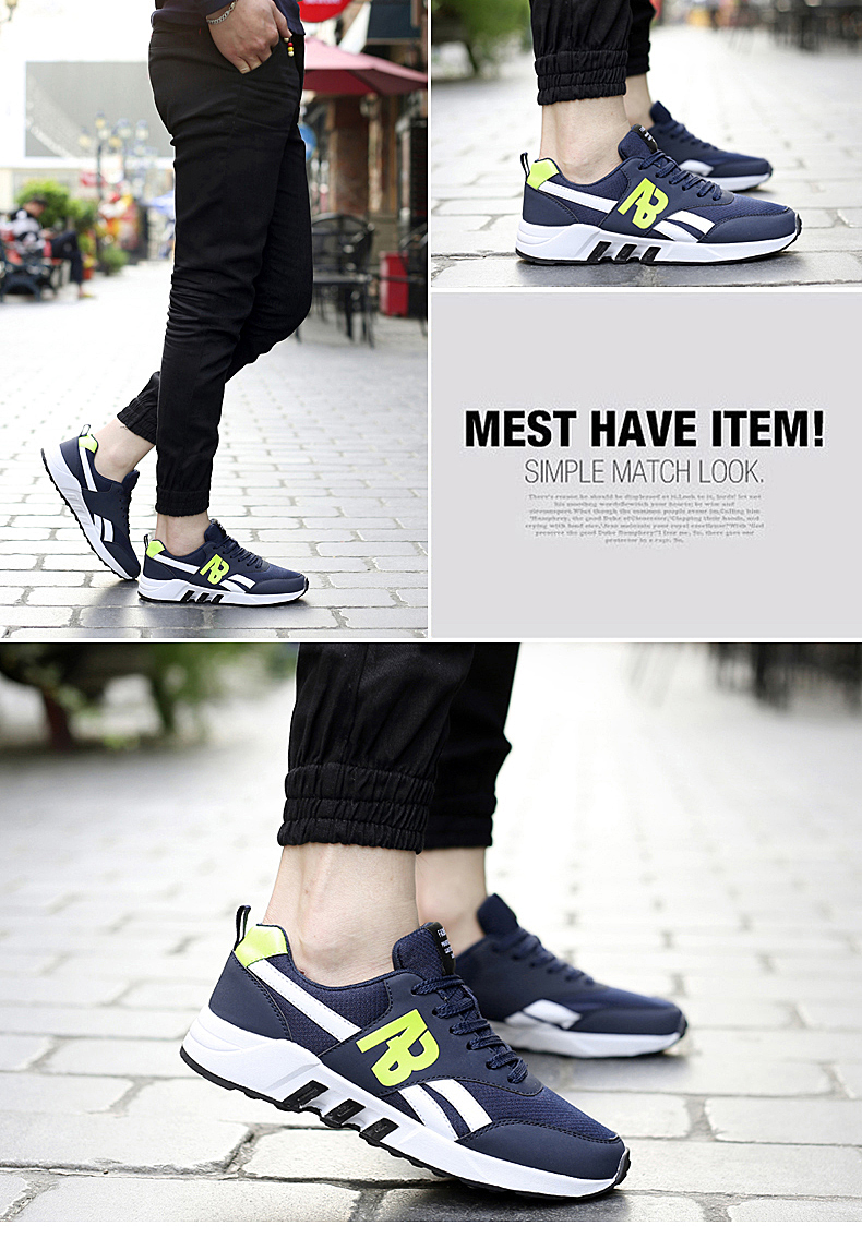 17New Brand Summer Sports Racer Men Running Shoes Breathable Men's Athletic Sneakers zapatillas Jogging outdoor Shoes hombre 18