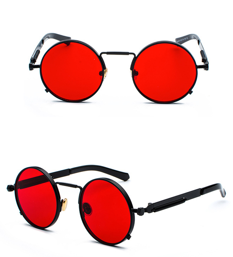 clear red sunglasses 6025 details (5)