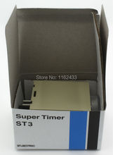 ST3PF-T1 AC 220V 3min off-delay DPDT time relay 220VAC 3m delay timer
