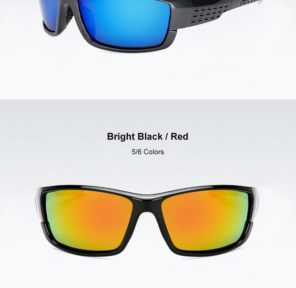 VEGA Eyewear Best Women Men Sports Sunglasses Polarized Outdoor Sports Glasses for Bike Fishing Running Sport Eyewear 206 (11)