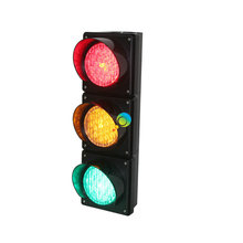 New exclusive PC housing Cobweb Lens red green yellow small 100mm traffic light for sale