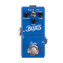 Rowin Blues Volume Tone True Bypass Pedal Full Metal Shell Guitar Effects Stringed Instruments Guitar Parts & Accessories
