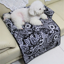 Small Sized Car Pet Sofa Luxury Pet Dog Sofa Bed Pad Dog Cat Puppy Couch Mat Cosy Kennel Pad Cushion Drop Shipping