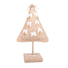 Christmas Tree Ornament Rustic Garden Ornament Home Decor christmas gifts Wholesale Christmas Toys Free Shipping