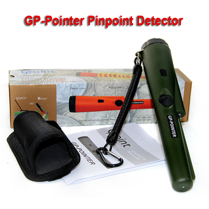 Free Shipping GP-pointer gold pin hunt propointer gold metal detector pinpointer<br>