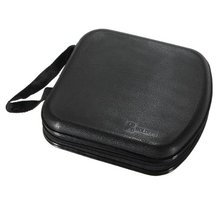 40 Disc CD DVD VCD Storage Media Case Hard Box Wallet Carry Bag