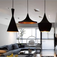 3HEAD Modern minimalist restaurant lights three bar table lamp creative personality dining room chandelier lighting