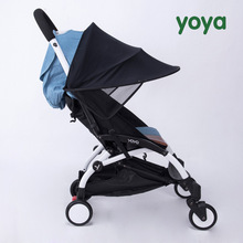 Summer Infant Rayshade Stroller Cover Baby stroller of accessories,wind proof canopy for yoya mountain buggy nano bugaboo(China)