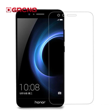 2.5D 0.26mm 9H Premium Protective Glass For Huawei Honor 8 Lite Screen Protector Toughened Tempered glass For Honor 8 film