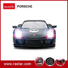 Rastar 1:14 Scale PORSCHE 918 hot selling Children Toys USB charge Electric RC Cars Manufacturer China 70770