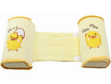 Free shipping(1pc)Baby sleeper position pillow/Baby Latex pillow/Baby's love pillow/Cute chick design AF010-2(China)