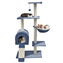 6 Kinds Cat Furniture Toys Convenient Simple and Fashionable Design Interesting Toy Kittens Cat Climbing Tree Pet Toys Fast