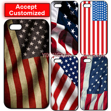 United States Flag Patterned Case Cover for LG G2 G3 G4 G5 G6 iPhone 4 4S 5 5S SE 5C 6 6S 7 8 Plus X iPod Touch 5(China)