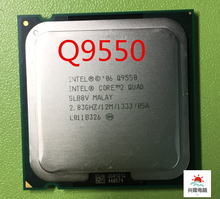 Intel Core 2 Quad Q9550 q9550 2.83 GHz 12M 1333 Quad Core Processore Intel LGA775 CPU(China)