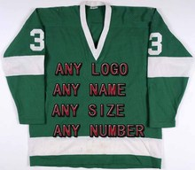 Hot Selling OEM Hockey Jerseys Team Design University Embroidery Mens Supplier Tackle Twill Goalie Wholesale(China)