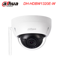 Dahua IPC-HDBW1320E-W ip network camera wifi 3mp wifi camera p2p IP Camera WIFI Webcam