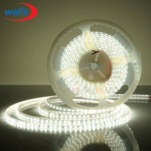 HQ 5M Superbright 5mm High Bright 3014 SMD 120leds/M l White / warm white / Red /blue / Green/Yellow LED Strip 12V DC WP(China)