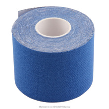 5CM x 5M Sports Muscles Care Elastic Tape Kinesio Roll Cotton Elastic Adhesive Muscle Bandage Strain Injury Support