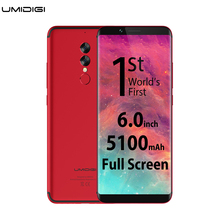 New Umidigi S2 Pro P25 6GB RAM 128GB ROM Mobile phone Octa Core 6.0' Full Screen 4G LTE Smartphone 5100mAh Android 7.0 phone(China)