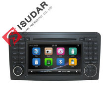 Two Din 7 Inch Car DVD Player For Mercedes/Benz/GL ML CLASS W164 X164 ML350 ML450 ML500 GL320 GL450 Canbus Radio GPS FM iPod Map