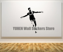 Diego Costa Wall Stickers Spanish Football Player Art Decals Home Children's Bedroom Study School Dormitory Wallpapers