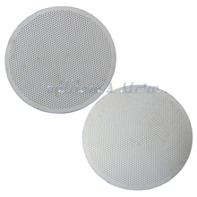 2 PCS Stainless steel reusable filter for Aeropress/coffee screen filter for Espresso stainless mesh