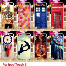 TAOYUNXI Soft TPU Cases For Apple IPod Touch 5 5th 5G Touch5 Case Dreamcatchers Hard Cell Phone Covers Bags Sheaths Skins Hoods