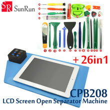 26 in 1 lcd open tools + CPB LCD Screen Open Separate Machine Repair Tool CPB208 for Iphone Samsung Mobile Phone Ipad Tablet