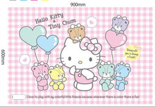 Best For Outdoor Picnic Beach Kawaii Hello Kitty My Melody Food Dinnerwear Placemat Mat