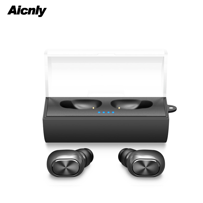 2018 Tws I9 Bluetooth Earphone I9s Mini Hifi Headset Earbud Air Pods 3d Stereo Auto In-ear Earphones With Microphone For Phone