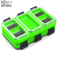 MNFT [2 Box in 1 Combo] 130g ABS Fishing Tackle Box Hooks Bait etc. Carp Fishing Accessories Tools Waterproof Box With Magnetic(China)