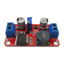 XL6019DC-DC Adjustable Boost Power Module 5A Current High Power Super XL6009 Upgraded Edition