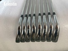 Hot sell 2017 new golf irons sets AP3 718 AP3 Man Golf Forged Irons set 718 with steel shafts (3-9 P)8PCS A LOT(China)