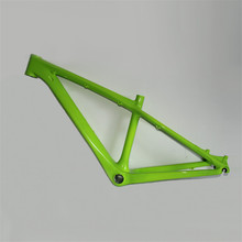 Buy Smileteam Chinese Carbon Frame 14/16 inch 26er Carbon Mountain Bike Frame Super Light Kids Carbon MTB Frame 26er Bicycle Frame for $298.00 in AliExpress store