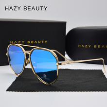 2017 Women Brand Designer Sunglasses Fashion Men Alloy Polarized Sun glasses Cool Driving Sport Sunglass Original Coated Oculos()