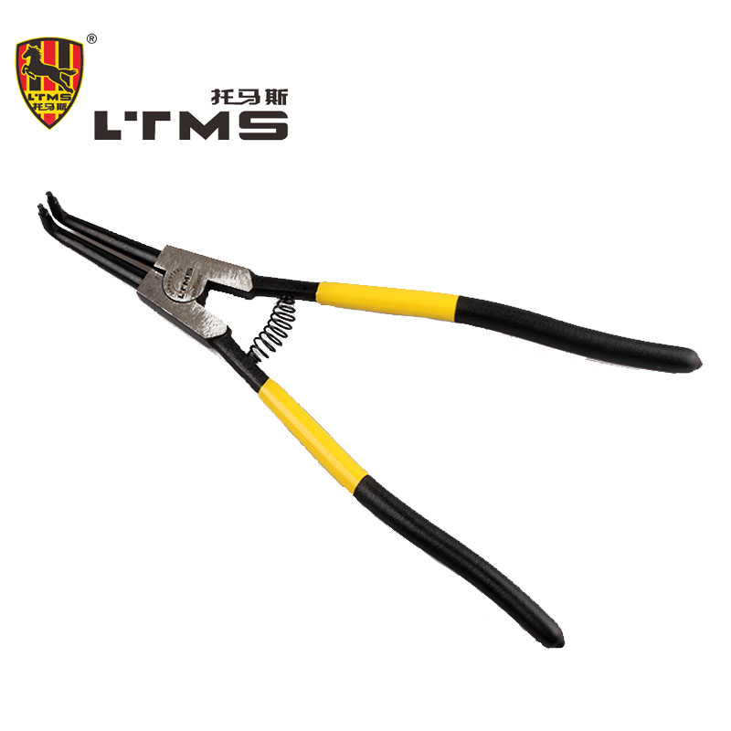 13 High Carbon Steel Spring Clamp Ring Clamp Pliers Ring Clamp Spring Bending Pliers For Mounting And Dismounting Tools<br><br>Aliexpress